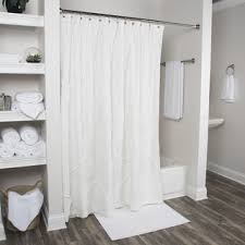 95 Inch Shower Curtain Off White Shower Curtains Shop The Best Deals For Nov 2017