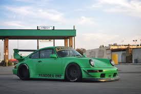 rwb porsche 911 1990 1993 porsche 911 rwb pandora one review top speed