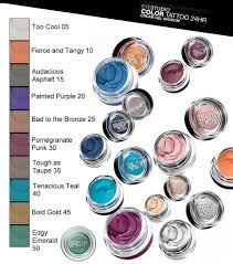 maybelline eyestudio color best tatto 2017