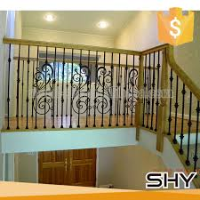 Indoor Banister Used Wrought Iron Stair Railing Used Wrought Iron Stair Railing