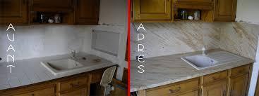 plan de travail cuisine granit rénovez la cuisine en ne changeant que le plan de travail