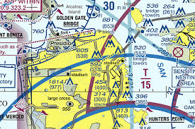 san francisco map detailed how to read a pilot s map of the sky phenomena all the map