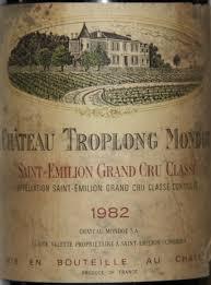 learn about chateau troplong mondot 1982 château troplong mondot bordeaux libournais st