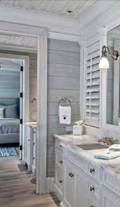 Tiles For Bathroom Walls - painted bead board walls and crown molding ceiling tile in shower