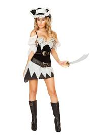 Halloween Usa Costumes Shipwrecked Pirate Woman Sailor Costume 103 99 The