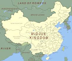 China Rivers Map by In China U0027s Map Of The World Russia Is The U201cland Of Rowers U201d And