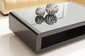 Fotos Im Esszimmer Couchtisch Weiß Hochglanz Designer Tisch Für Das Moderne