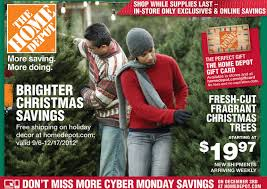 home depot ad deals for 11 29 12 5