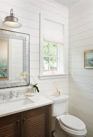 Painted Shiplap Walls White Shiplap Painted In White Dove Oc 17 By Benjamin Moore