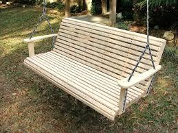 extra heavy duty porch swing