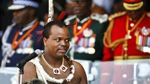 bare breasted 80 000 bare breasted virgins for king of swaziland