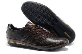 adidas originals porsche design s3 mens leather casual shoes brown - Adidas Porsche Design S3