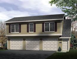 3 Car Garage Plans With Apartment Above 121 Best Garage Images On Pinterest Small House Plans House
