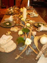 Chemin De Table Naturel Ma Table 100 Naturelle Le Blog De Cuisineenfêtedetatieboulette