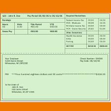 8 pay stub template pdf timeline template