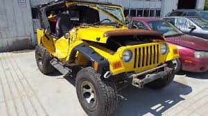 1998 jeep aftermarket parts used 1998 jeep wrangler axle parts for sale