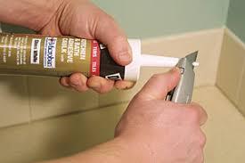 How To Use Bathroom Sealant Making Sense Of Caulks And Sealants Fine Homebuilding