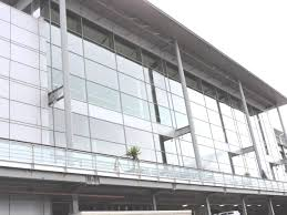 Metal Curtain Wall Wrightstyle Ltd High Specification Glazing Systems Airport