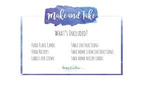 essential oil make and take graphic bundle make and take