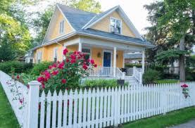 19 gorgeous white fence ideas for garden and backyards wartaku net