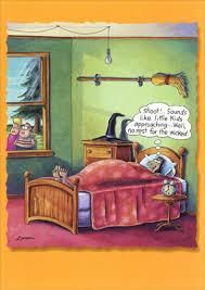 no rest gary larson humorous far side card by