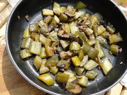 comment cuisiner un concombre comment cuisiner le concombre la recette de gwen poªlée d