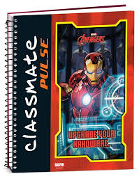 classmate register online buy classmate interchangeable ironman notebook 2100141 features