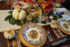 dine like a king thanksgiving tablescape 2014
