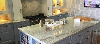 granite countertop kitchen corner display cabinet white cabinets