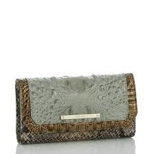 silver sage soft checkbook wallet kansai