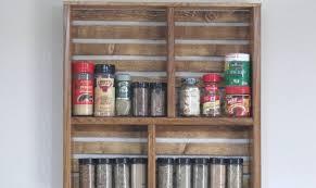 kitchen cabinet spice organizer decor spice racks wonderful hanging spice racks for kitchen