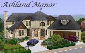 Tudor House Plans With Photos by Mod The Sims Ashland Manor Modern Mock Tudor