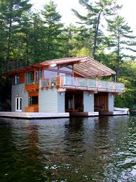 Cost To Build A Cottage by 28 Houseboats That Will Make You Want To Float Away