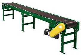 Roller Bed Frame Roller Bed Frame Powered Belt Conveyor