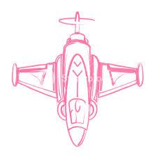 sketch of fighter plane royalty free stock image storyblocks