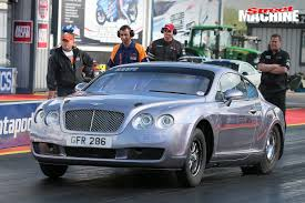 bentley modified 3000hp six second street legal bentley gt street machine