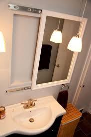 Pinterest Bathroom Mirror Ideas Large Medicine Cabinet Mirror Ideas On Medicine Cabinet