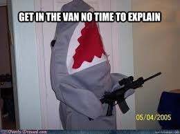 No Time To Explain Meme - get in the van no time to explain get in the van quickmeme