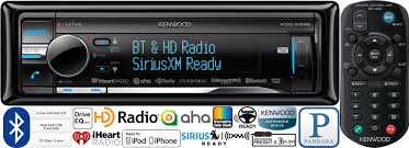 kenwood excelon car stereo bluetooth cd player dash install