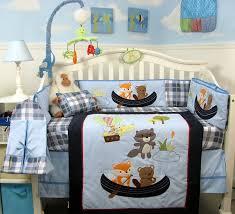 Baby Boy Bedding Sets Amazon Com Soho Let U0027s Go Fishing Baby Crib Nursery Bedding Set