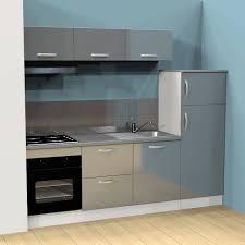 meuble cuisine inox unique meuble cuisine pas cher et facile luxury design de maison