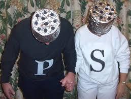Salt Halloween Costume Halloween Costume Ideas Couples Thriftyfun