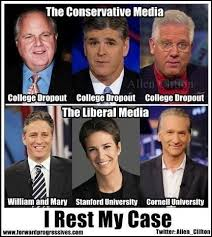 College Liberal Meme Identity - rachel maddow is a freaking rhodes scholar and has a doctor of
