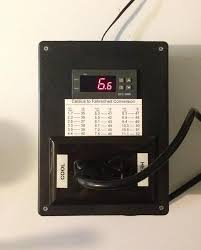 building a keezer temp controller with the stc 1000 homebrewing