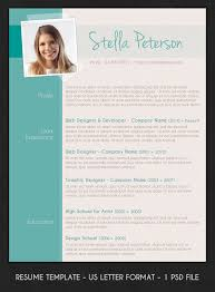 Best Way To Present Resume Premium Resume Templates Available For Download