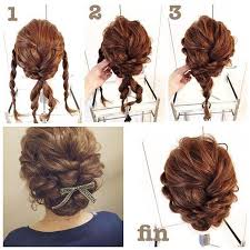 hair tutorials for medium hair ideas y decoración vk cabello hair pinterest hair style