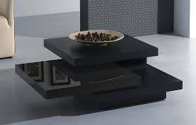 large square modern coffee table large modern coffee table back to elegant black modern coffee table