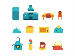 kitchen icon 15 kitchen icons png eps svg format design trends premium