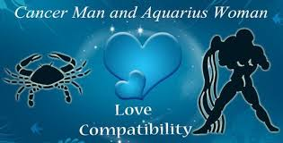 leo man cancer woman in bed cancer man and aquarius woman love compatibility