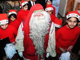 Seeking Who Is Santa Ngt Junks Plea To Ban Trees Santa Claus